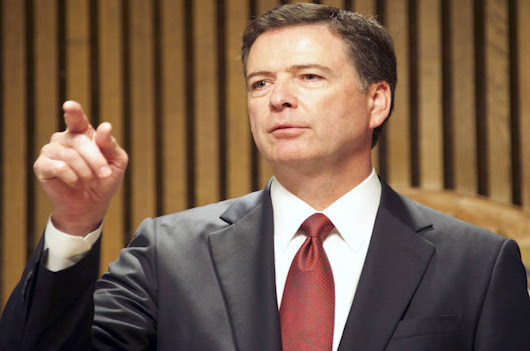 FBI director claims that videoing police is causing crime uptick