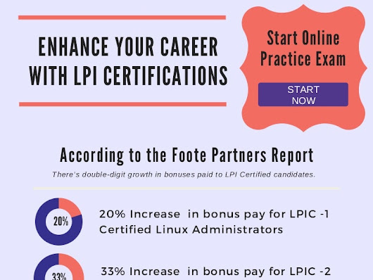Get Succesful Career with #LPI #Certification Exam. https://www ...