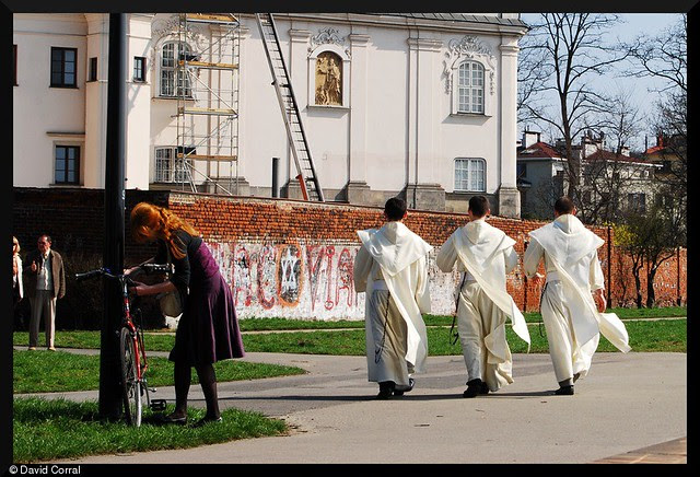 Primavera en Cracovia