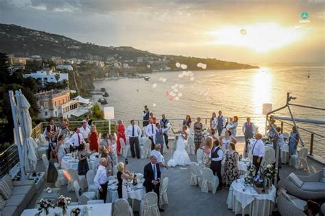 Wedding Venues in Sorrento Italy   Wedding Reception