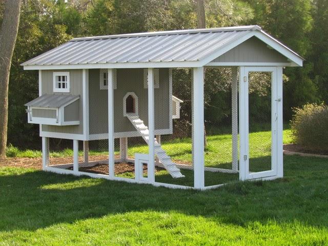 Diy Chicken Coop Australia ~ tractor chicken coop