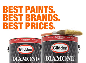 BEST PAINT. BEST BRANDS. BEST PRICES.