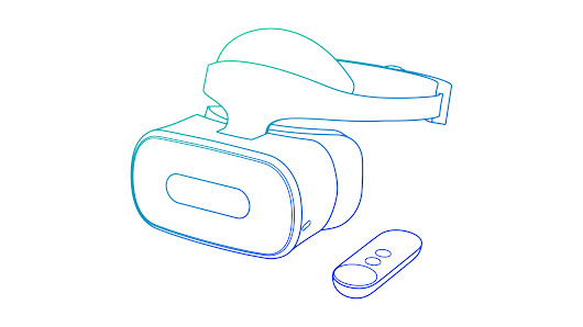 Hands-on: Google's Standalone Daydream Headset Prototype with WorldSense Tracking – Road to VR