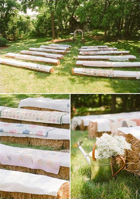 Beauteous Backyard Wedding   Wedding Ceremony Ideas