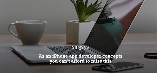 What every iPhone app developer must know and Why