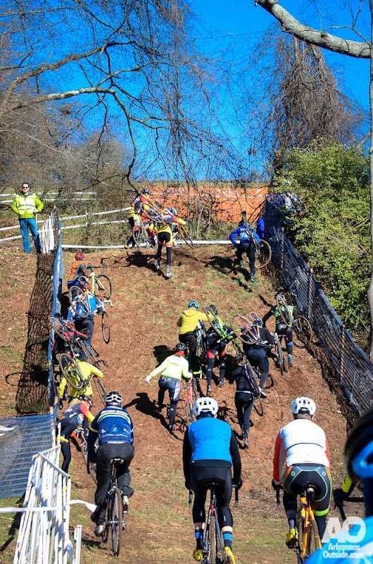 Four Days at the 2016 Cyclocross Nationals - Day One | Arkansas Outside