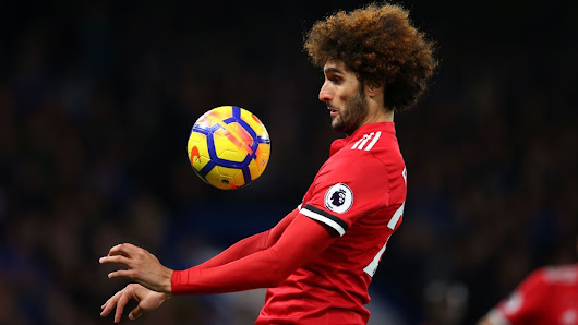 Marouane Fellaini knee injury a mystery to Man United - sources