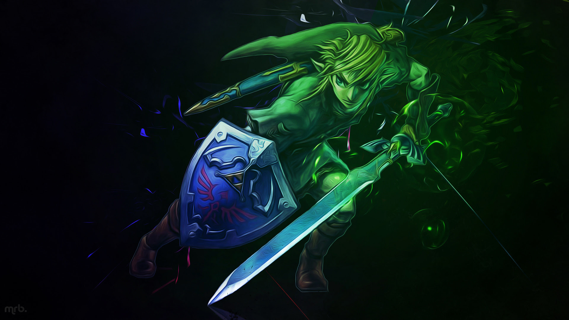 Legend Of Zelda Desktop Wallpaper 80 Images