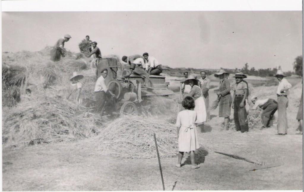 Trill en Cibrera Castrillo de los Polvazares 1948 Blog Castrillo  1