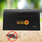 Electronic High Voltage Mouse Rat Killer Rodent Repeller Trap Zapper Pest Control