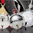 Christmas Ornaments 2012 at Discount | Silver Superstore