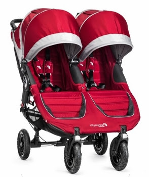 Baby Jogger City Mini GT Double 2014