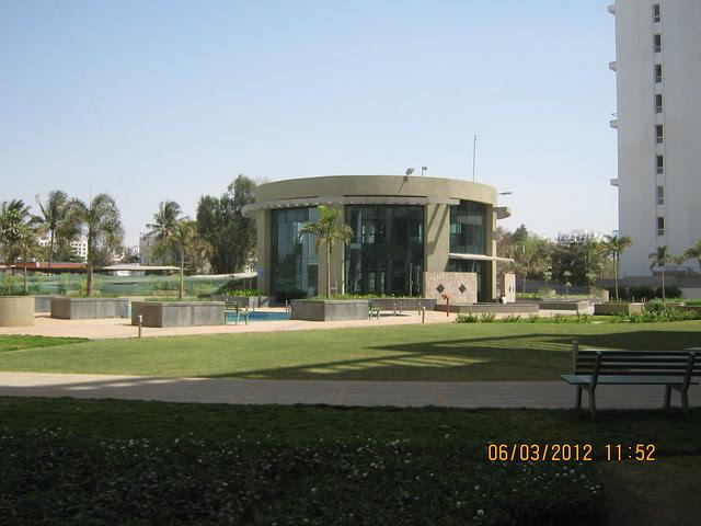 Club House at Rohan Tarang Wakad Pune 411 057