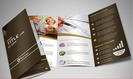Insurance Printing Services | Insurance Industry Printing | Print Three