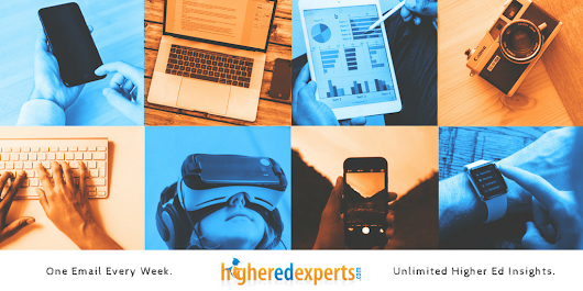 Newsletter: Present at #HESM, Casting Call, Segmentation, LinkedIn University Pages & Facebook News Feed | Higher Ed Experts