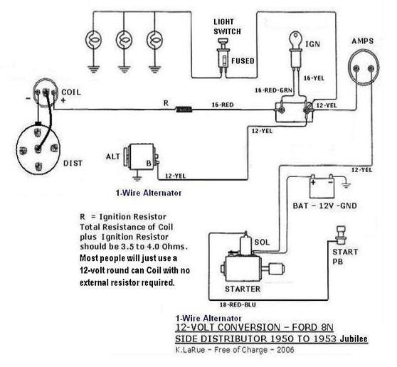 Ford Jubilee Electrical Diagram - Wiring Diagram Direct seek-secure -  seek-secure.siciliabeb.it | Naa Ford Tractor Electrical Wiring Diagram |  | seek-secure.siciliabeb.it