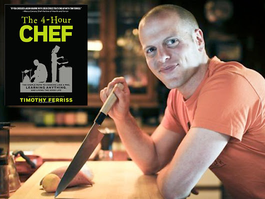 Snag Your Free Audiobook by New York Times Best Selling Author Tim Ferriss & Discover the Secrets of the World's Fastest Learners & Chefs