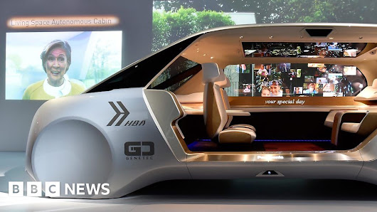 Car of the future has pick-your-own views