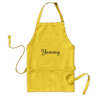 Yummy Yellow Apron