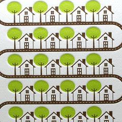 Neighborhood Detail by letterpressdelicacies