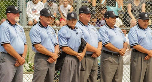 Umpires Selected for the 2018 Little League World Series Tournaments – Baseball Resource http://ow.ly...