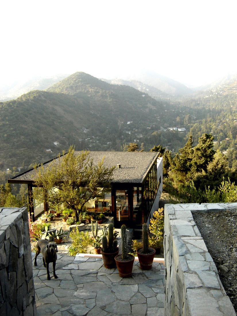 Casa Camino a Farellones, Nuñez+Valdes, Arquitectura, casas