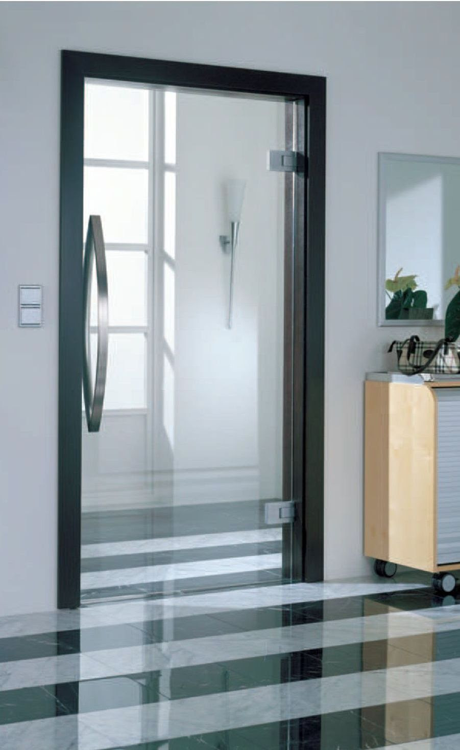 internal doors with glass  | 690 x 1558