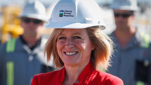 'Mark my words': Kinder Morgan pipeline expansion will proceed, Alberta premier vows