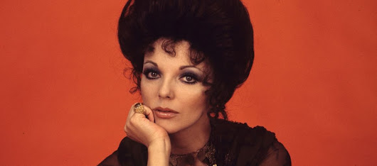 May 23, 1933 Joan Collins was born ⋆ FilmmakerIQ.com