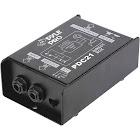 Pyle Pro PDC21 Direct Box Passive Audio Divider/Combiner