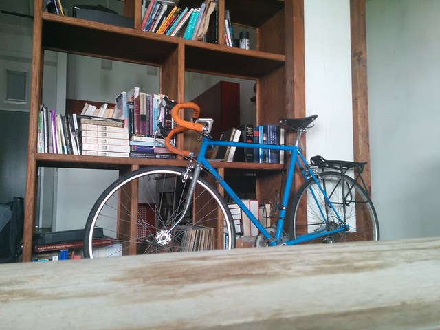 Normal shot of my bicycle