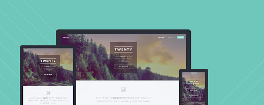 HTML5 UP! Responsive HTML5 and CSS3 Site Templates