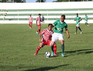 Alecrim x América-RN, no Ninho do Periquito, sub-20 (Foto: Gabriel Peres/Divulgação)