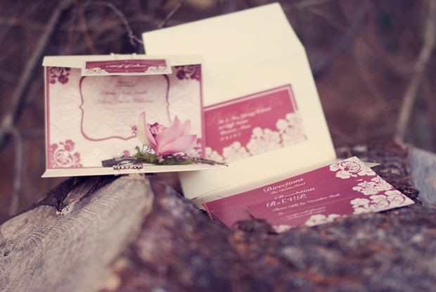 Enchanted Forest Themed Wedding Invitations: Lucretia's Blog: Free Wedding Program Templates Golden