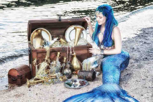 Click here to support Moon Mermaid and the Pirates Book organized by Jessica Lowe