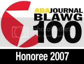 Blawg 100 Honoree