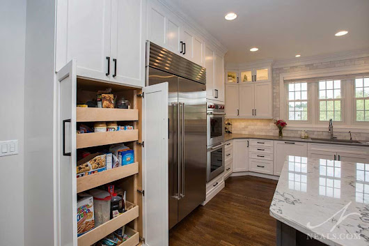 4 Kitchen Storage Ideas for Families On-the-Go