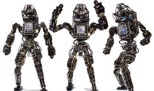 The Robots That Will Change the World Are Already Among Us - OpenMind