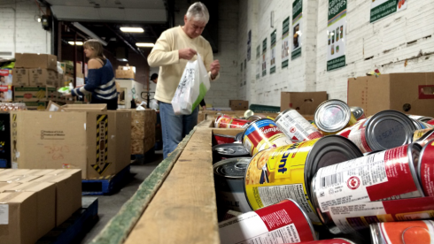 Senior reliance on food banks evidence of a hunger crisis: OAFB