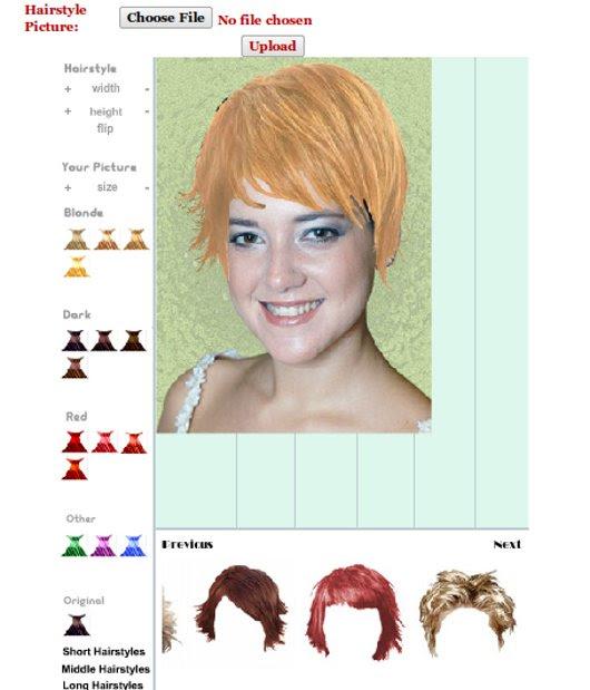 Tagli di capelli pettinature e colori provali sul tuo PC Salvatore