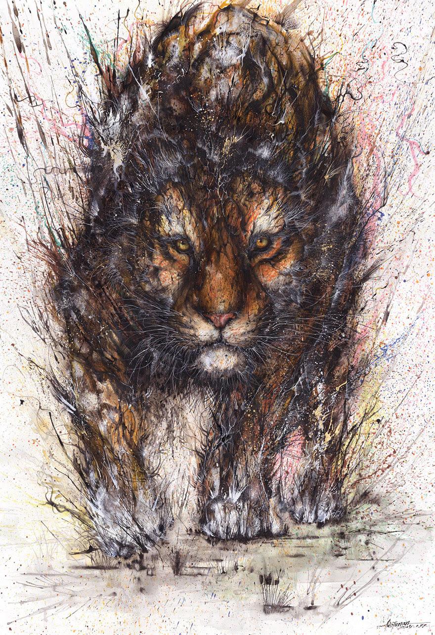 pinturas-salpicadas-animales-hua-tunan (1)