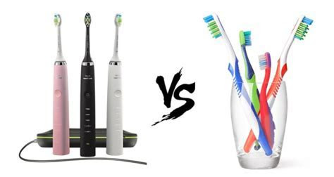 Why Electric Toothbrushes are better than Regular