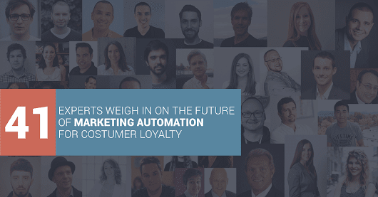 41 Experts Weigh In on the Future of Marketing Automation for Customer Loyalty - Antavo Loyalty Software