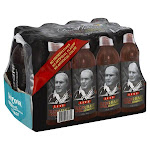 Arizona Arnold Palmer Half & Half, Iced Tea Lemonade, Lite, 12 Pack - 12 pack, 16 oz bottles