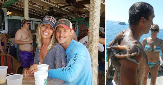 Honeymoon Photo Fails These Couples Couldn't Be Talked Out Of