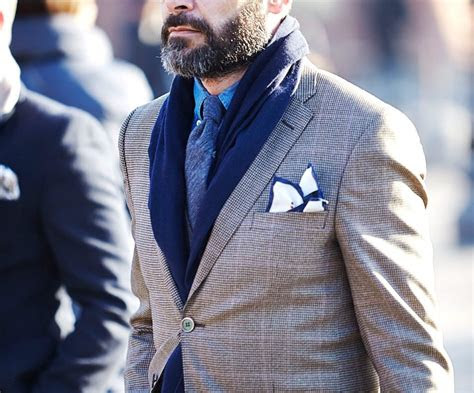 mens guide    wear  scarf  rules   styles