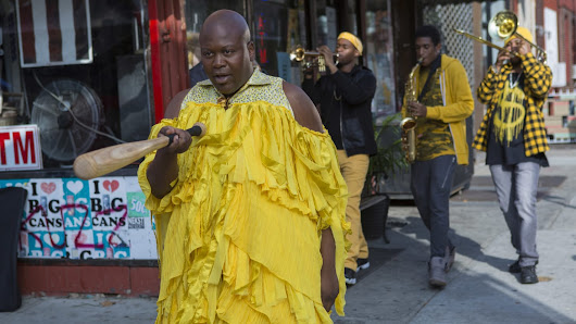 'Unbreakable Kimmy Schmidt' Titus Andromedon gives perfect Lemonade homage - Movie TV Tech Geeks News