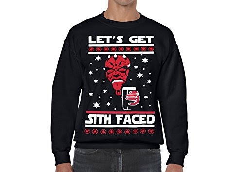 Ugly Christmas Sweaters for Geeks & Gamers