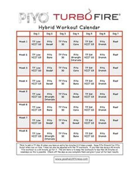 turbo fire class schedule turbo fire reviews calendar