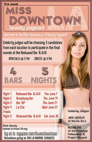 miss downtown la pageant